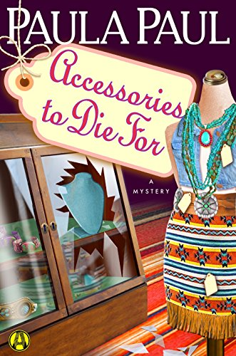 Accessories to Die For: A Mystery (Irene's Closet Book 2)