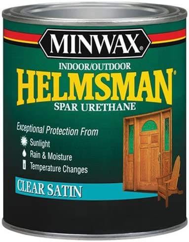 best finish for outdoor picnic table - Minwax