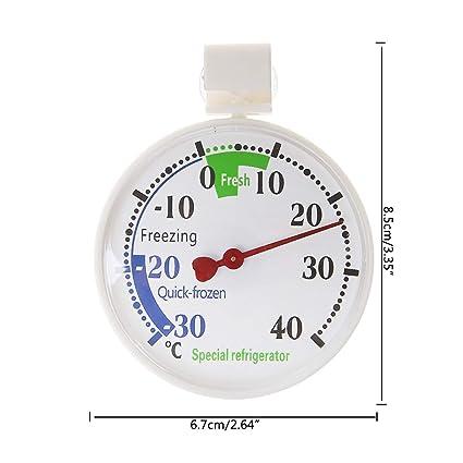 Compra wentingZWT Termómetro medidor de Temperatura para ...