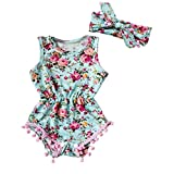 Gotd Newborn Infant Baby Girl Romper Jumpsuit Bodysuit Review and Comparison