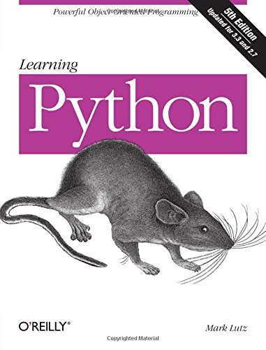 Learning Python, 5th Edition by O'Reilly Media