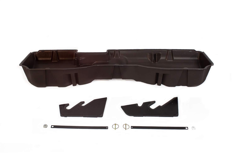 DU-HA 10303 Saddle/Brown Seat Storage