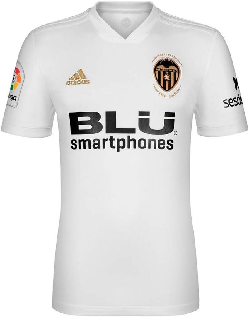 adidas VCF H JSY Y - Camiseta 1ª equipación Valencia CF, Niño ...