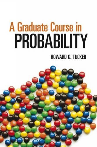 A Graduate Course in Probability (Dover Books on Mathematics)