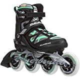 Rollerblade 2015 MACROBLADE 90 High Performance Fitness/Training Skate with 90mm Wheels