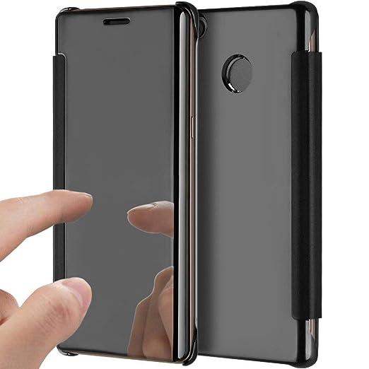 Funda híbrida ultradelgada con tapa galvanizada y absorción de golpes para Xiaomi Redmi Note 4X