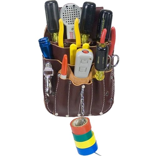 Occidental Leather 5049 Telecom Pouch by Occidental Leather