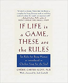 amazon if life is a game these are the rules ten rules for being