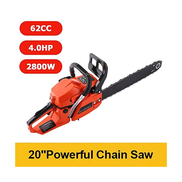 COOCHEER-62-CC-20-40-HP-Petrol-Chainsaw-Gasoline-Chain-Saw-With-Tool-Kit-2-Stroke-Engine-Easy-Start-2800-W-62-CC
