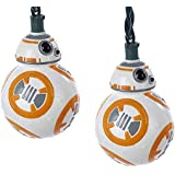 Kurt Adler UL 10-Light Star Wars BB8 Light Set