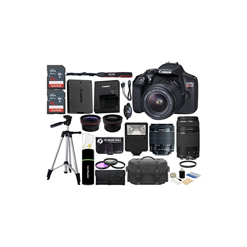 Canon EOS Rebel T6 18MP Wi-Fi SLR Digita