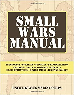 Book Small Wars Manual