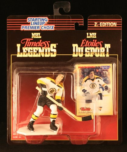 PHIL ESPOSITO / BOSTON BRUINS 1997 Timeless Legends 2nd Edition NHL Starting Lineup & Collector Trading Card * CANADA EXCLUSIVE SERIES * ()