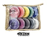 Bundle - Face Paint Kit - 10 Standard Colors by Global Body Art