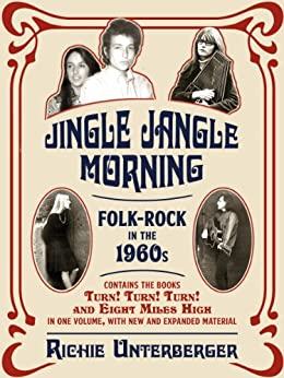 jingle jangle morning folkrock in the 1960s kindle