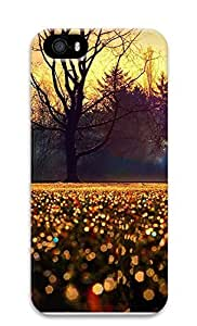 iPhone 5 5S Case landscapes nature tree 63 3D Custom iPhone 5 5S Case Cover