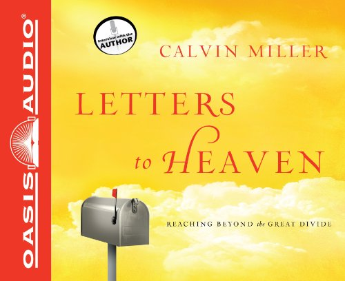 Letters to Heaven (Library Edition): Reaching Across to the Great Beyond