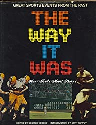 The way it was: Great sports events from the past