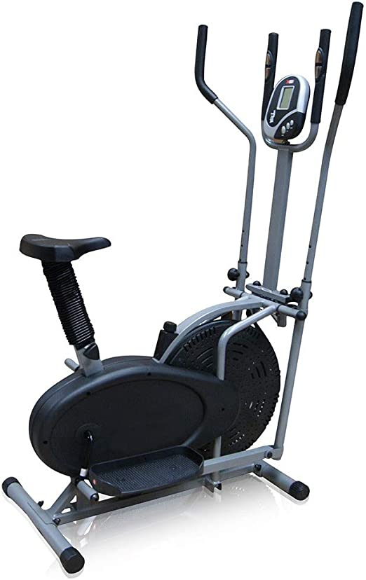 Elíptica Bicicleta Elíptica Máquina elíptica ejercicio Bicicleta ...