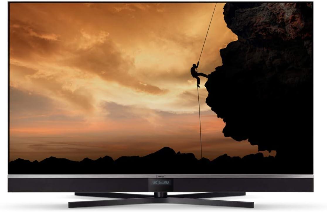 METZ Fineo 49 TY82 UHD Twin R 4K Ultra HD Smart TV HDR USB Grabación EEK: A: Amazon.es: Electrónica