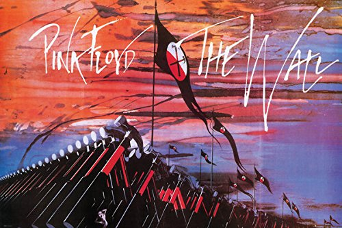 Pink Floyd's The Wall - Music / Movie Poster (Marching Hammers) (Size: 36