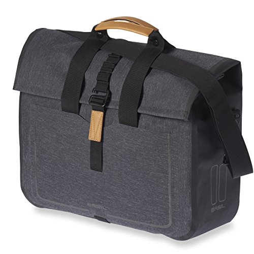 Basil Unisex Urban Dry Business Bag, Black, 20 Litre by Basil