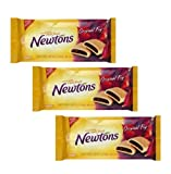 Nabisco Fig Newtons Made with Real Fruit: 3 Packs of 14 Oz - Gg11