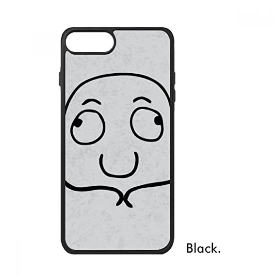 amazon com eyes look both sides black emoji for iphone 7 7 plus
