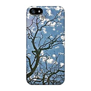 New Shockproof Protection Case Cover For Iphone 5/5s/ Popcorn Clouds Case Cover