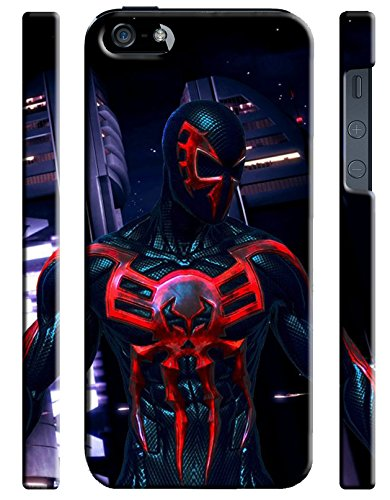 Spiderman for Iphone 5 5s Hard Case Cover (sm1)