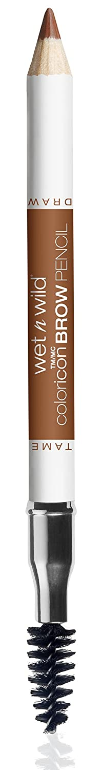 wet n wild Color Icon Brow Pencil, Ginger Roots, 0.02 Ounce