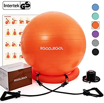 RGGD&RGGL Exercise Stability Yoga Ball Chair