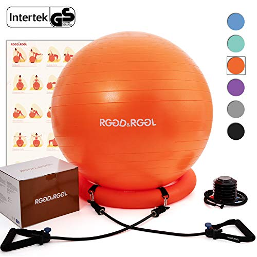 RGGDRGGL Yoga Ball Chair