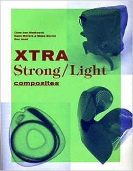 Xtra Strong/Light Composites (Varia Wetenschappen): Amazon.es ...