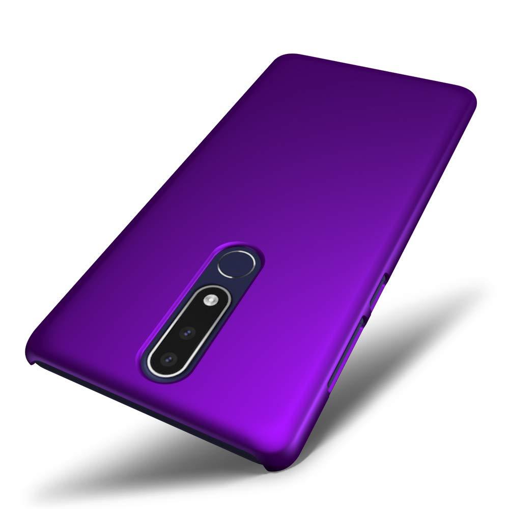 Funda Para Nokia 3.1 Plus Nacional Sleo [7jc13n4c]