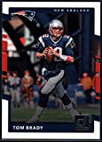 #9: 2017 Donruss #64 Tom Brady New England Patriots Football Card
