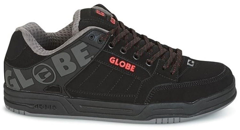 0341564f69c Globe Tilt Black Jacquard Nubuck Mens Skate Trainers oxgNLVfPW0 ...