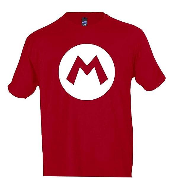 Modest Mark Clothing Mario T-shirt