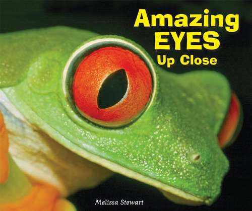 Download Amazing Eyes Up Close (Animal Bodies Up Close) PDF