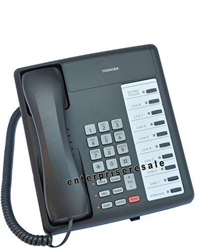 Toshiba Duplex (Toshiba DKT-3210S Telephone Charcoal Gray)