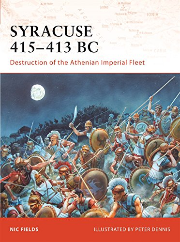 Syracuse 415-413 BC: Destruction of the Athenian Imperial Fleet ()