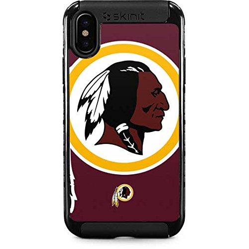 5617f1ffe46 Amazon.com  Skinit NFL Washington Redskins iPhone X Cargo Case ...