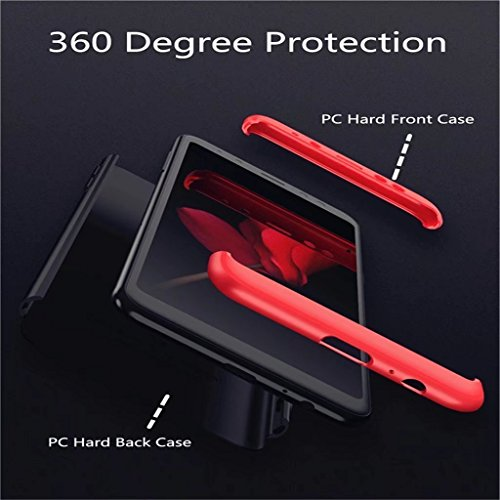 Double trempé Soft Film P20 Huawei Souple Verre Coque Soule Gel Protection Protection de P20 pour 360° à en Coque de Huawei Anti Complète Case Herbests Scratch Huawei TPU Faces Foncé Bleu P20 Silicone Screen wS6O0q8