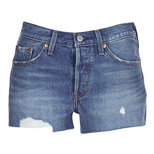 corti corti Pantaloncini Levi's e shorts donna Pantaloncini da Bermuda 501® blu r1qqYpdw