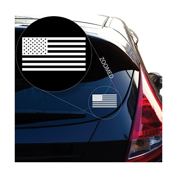 American-Flag-United-States-Vinyl-Decal-Sticker-559-3-x-57White