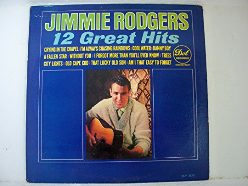 Jimmie Rodgers - Mall Cape Of Cod