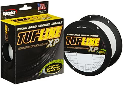 Tuf-Line XP 300-Yard Braided Fishing Line