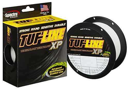 Cheap Tuf-Line XP 300-Yard Braided Fishing Line, White, 65-Pound