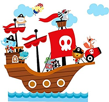 Cartoon Pirate Ship Images | www.pixshark.com - Images ...