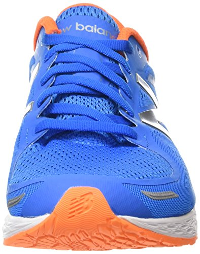 New Balance M1980 Zante Fresh Foam NBX Performance - Zapatillas de deporte para hombre Blue/Orange